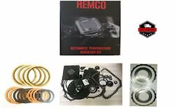 CD4E 94 02 TRANSMISSION MASTER KIT WITH OVERHAULT KIT CLUTCHES AND STEELS W OU $121.98