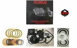 CD4E 03 UP TRANSMISSION MASTER KIT WITH OVERHAULT KIT CLUTCHES AND STEELS W OU $137.95