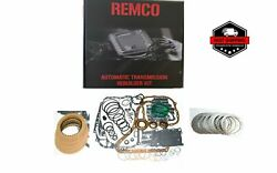 TH 125 C 80 UP TRANSMISSION MASTER KIT WITH OVERHAULT KIT CLUTCHES AND STEELS $103.71