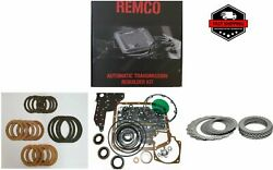 AOD 80 93 TRANSMISSION MASTER KIT WITH OVERHAULT KIT CLUTCHES AND STEELS W OUT $98.89