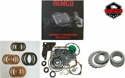 4R75W 04 UP TRANSMISSION MASTER KIT WITH OVERHAULT KIT CLUTCHES AND STEELS W O $147.81