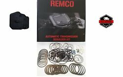 8L90E 16 17 TRANSMISSION REBUILT KIT WITH OVERHAULT KIT CLUTCHES AND FILTER $367.82