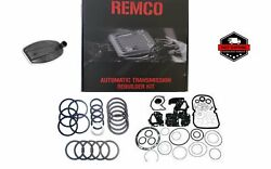 722.6 96 UP TRANSMISSION REBUILT KIT WITH OVERHAULT KIT CLUTCHES AND FILTER $250.88