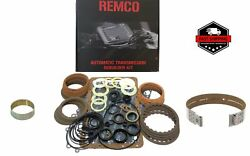 A340E A340F 89 99 TRANSMISSION REBUILT KIT WITH OVERHAULT KIT CLUTCHES AND FIL $151.20