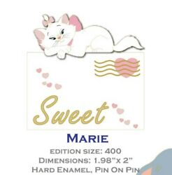 Sweet Grams Marie Aristocats Dsf Dssh Disney Loveliest Pin Trading Event Le 400