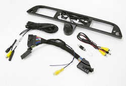 Nav-tv Fd-cc2 Cargo Camera Kit For 2015-2019 Ford Super Duty And F-150 Sync2 Sync3
