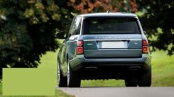 Range Rover L405 2013-2018 Hse Dynamic Rear Bumper And Tailpipes