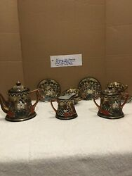 Nippon Tea Service Mint Condition From 1960 China 900 Or Best Offerandnbsp