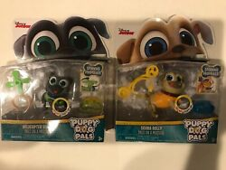 New Puppy Dog Pals Scuba Rolly And Helicopter Bingo Both Disney Junior