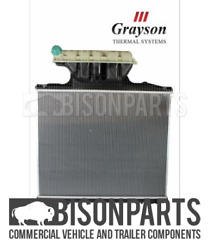 Fits Man Tgs And Tgx 2007 - 2013 Radiator And Frame Assembly Rr-5073-000