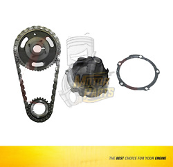 Timing Chain Kit And Water Pump Set For Chevrolet Buick Lumina 2.8 3.1 L Tw044