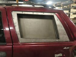 Gas Container Replacement Window For Jeep Grand Cherokee Wj 99-04