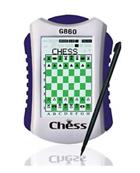 Potable Touch Control Electronic Chess Game For Kids To Learn And Play