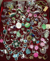 1000 Gram Sterling Silver Assorted Jewelry 925 Dealer Lot Wholesale Mixed Pieces
