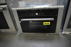 Thermador Mes301hp 24 Stainless Single Combo Steam Oven Nob 32070 Hrt