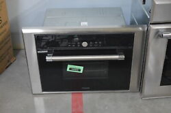 Thermador Mes301hp 30 Stainless Single Combo Wall Oven Nob 32460 Hrt