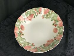 Nikko Discontinued Oven Safe Tableware Precious Plate Saucer Vegetable Dish