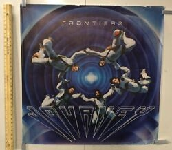 Vintage Music Poster Journey Frontiers Band Member Variant 1983 Faithfully Rock