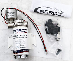 Marco Up2/e 12-24v 10-5a Electronic Water Pressure System 26l/min 16462215 Mc164