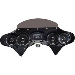 Hoppe Industries - Hpkt-0015a - 5566 Fairing With Stereo Receiver Harley-davidso