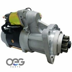 New Starter For Delco 39mt 24 Volt Cummins Isx / Ism Engines 10461756