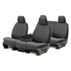 Hummer H2 Seat Covers-front And Rear-brand New Never Used Black Polyester