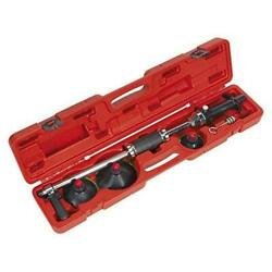 Sealey Air Suction Dent Puller - Plunger Type - Re012
