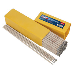 Sealey Welding Electrodes Stainless Steel 3.2 X 350mm 5kg Pack - Wess5032