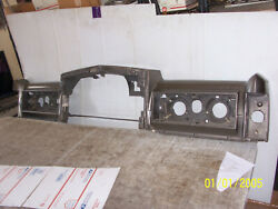 1985 1986 1987 Towncar Header Headlight Grill Support Panel Oem Used Org Lincoln