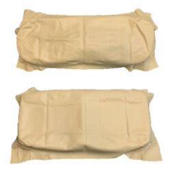 Buff Front Seat Cover For Club Car Ds 2000-up