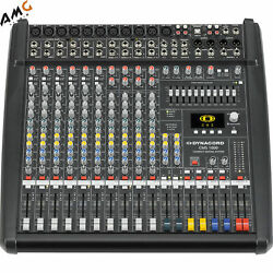 Dynacord Cms Iii 10-channel Power Mixer Dc-cms1000-3-mig
