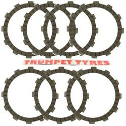 Ducati Monster S4 916 01 - 02 Sbs Carbon Clutch Friction Plates Set Of 7 60353
