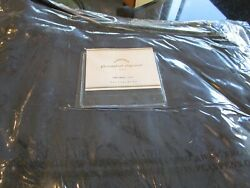 2 Pottery Barn Comfort Square Side Chair Slipcovers Cadet Blue Performance Twill