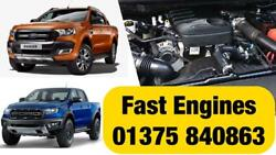 Ford Ranger 2.2 Tdci 2011-2017 Engine Supply And Fit