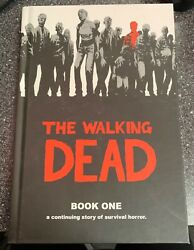 The Walking Dead Volume 1 Book One Hardcover Hc Image Comics - Pre-owned