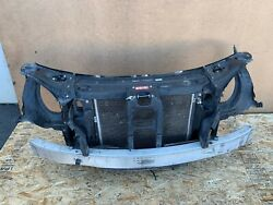 06-08 Mercedes Ml350 Ml500 Radiator Core Support Cooling Fan Condenser Oem