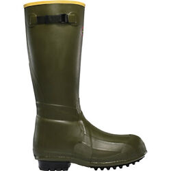Lacrosse Burly Air Grip Boot Olive Size 12