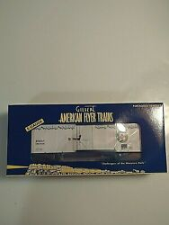 American Flyer Ttos 2004 Bnsf Icicle Reefer With Edt Amf 48236