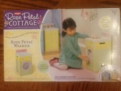 New Hasbro Playskool Rose Petal Cottage Sink Part Of Dream Town Collection