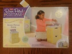 New Hasbro Playskool Rose Petal Cottage Washer Part Of Dream Town Collection