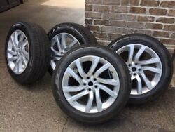 New 2019 Land Rover Discovery Hse Wheels