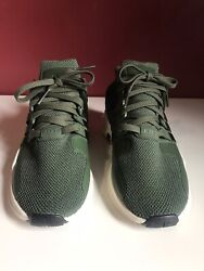 Women's Adidas EQT Support ADV W Runner Shoes Sneakers CP9689 Size 8.5 Green
