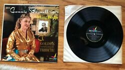 Miss Connie Boswell Sings Irving Berlin Record - Signed 1959