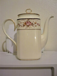Nwot Brently 6 Cup Coffee Pot By Noritake Never Used Mint