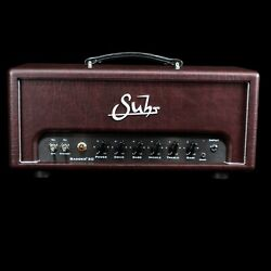 Suhr 2020 Limited Edition Badger 30 Guitar Amp Head Amplifier 30 Watts