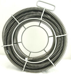 7/8 Cable Fits Ridgid K60 C10 45' Sectional Pipe Drain Cleaning Cable And Carrier