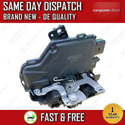Porsche 911 996 986 Boxster Front Right Driver Side Central Door Lock Actuator