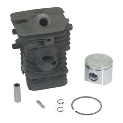 538249699 Kit Cylinder And Piston Chainsaw Mcculloch Promac 10-49 Ø 1 23/32in