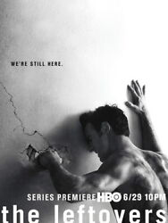 V8039 The Leftovers Justin Theroux Awesome Rare Tv Series Wall Print Poster