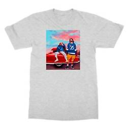 J Cole And Kendrick Lamar Great Rappers Rap Music Menand039s T-shirt
